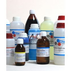 PH Buffer Solution pH 4.0  25C color-coded red 250 ML